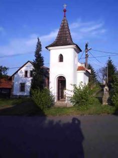 KAPLE SV.LUDMILY zr. 1869- kulturní památka